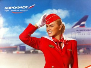 Russian Aeroflot remains China's 'Favorite International Airline'