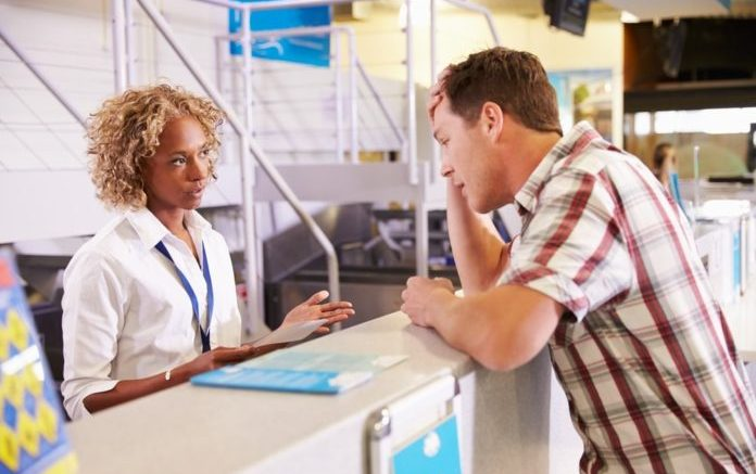 US airlines wrongfully reject over 25% of their passengers' compensation claims 1