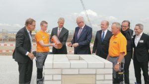Frankfurt Airport lays cornerstone for future Terminal 3 2