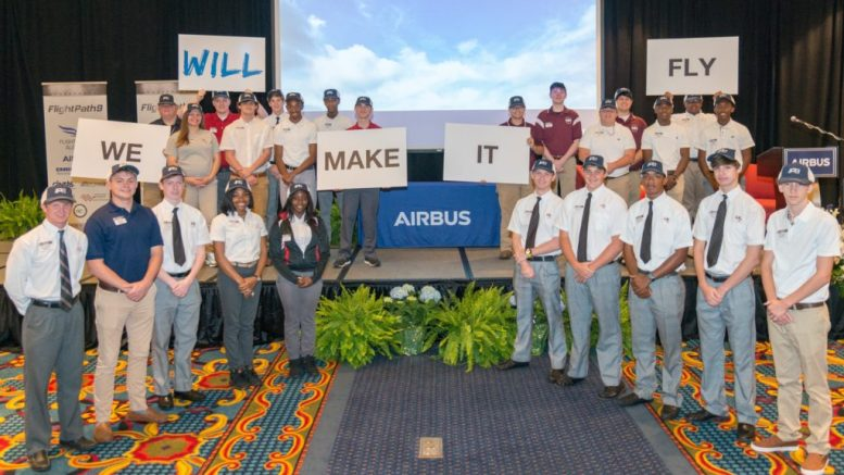 Airbus: Limited or no aerospace experience? No problem! 1