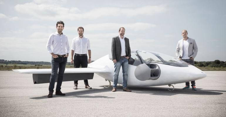 Lilium: Air taxis to service world's major cities by 2025 1