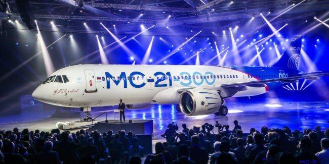 Russian MC-21 passenger jet will make its public debut at MAKS-2019 air show 1