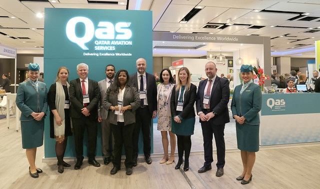 Qatar Aviation Services participated in the 32nd IATA Ground Handling Conference 1
