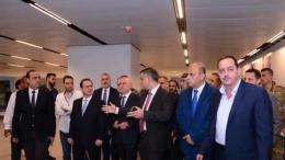 Beirut Airport expansion: Curing crowds and a system failure 49
