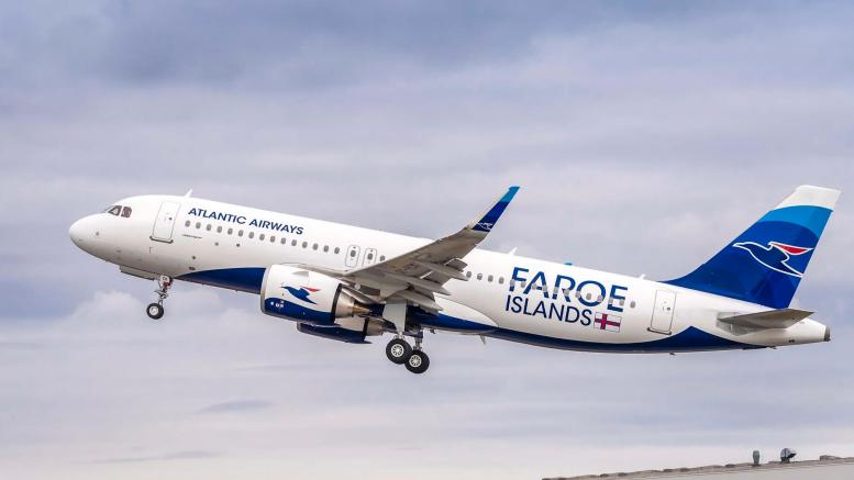 Atlantic Airways takes delivery of its first A320neo 1