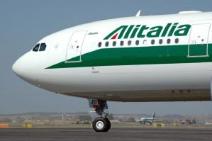 Alitalia airline countdown: No blackmail accepted