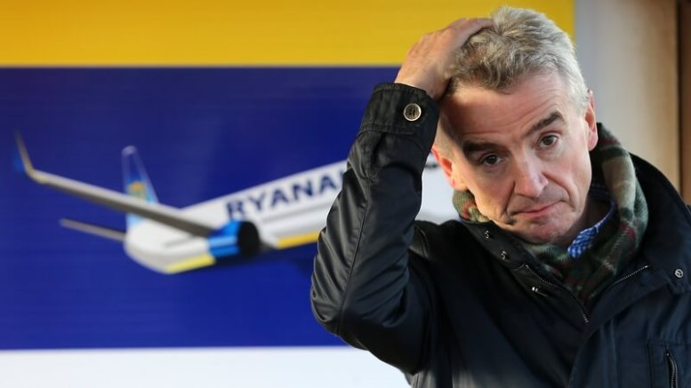 Airline passengers win landmark lawsuit against Ryanair 1
