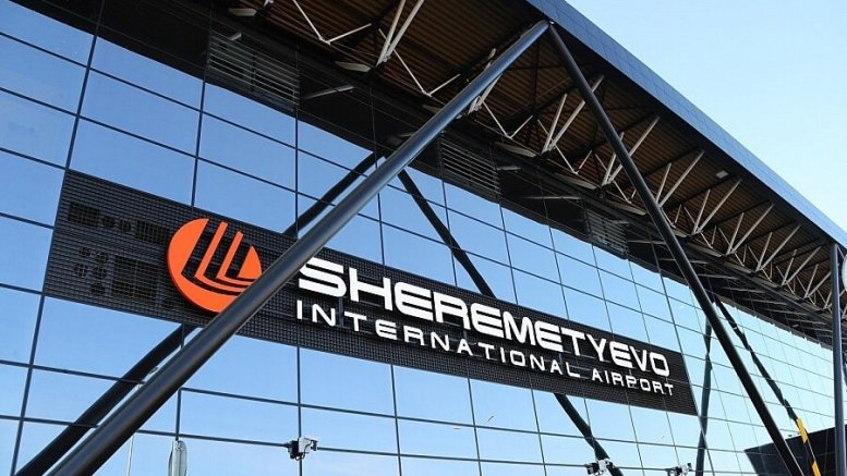 Two planes collide at Moscow Sheremetyevo Airport 1