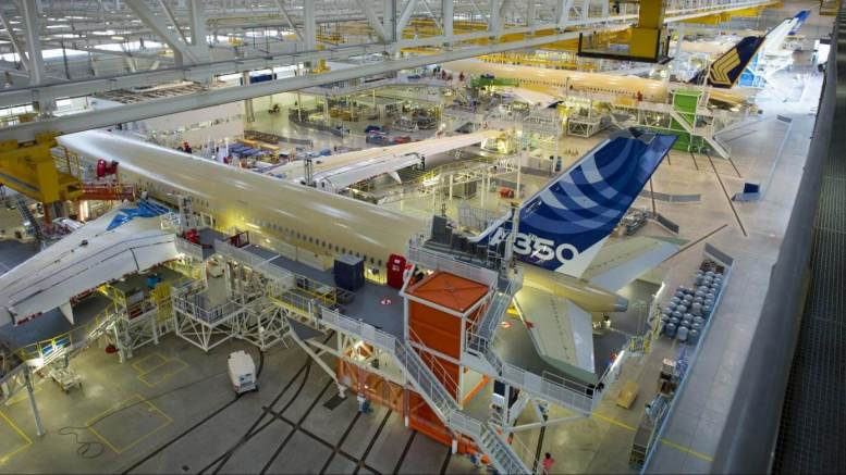 Airbus: Business boomed in August 1