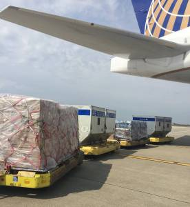 United Airlines launches online campaign for Hurricane Dorian relief efforts