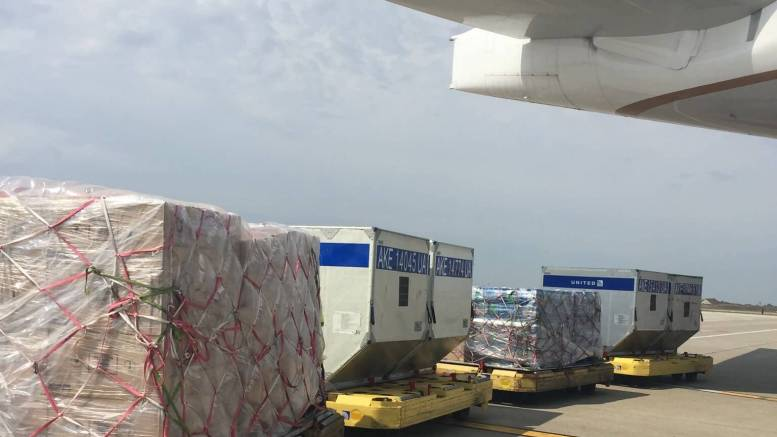 United Airlines launches online campaign for Hurricane Dorian relief efforts 1