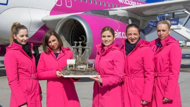 Budapest Airport boosts connectivity with Wizz Air 1