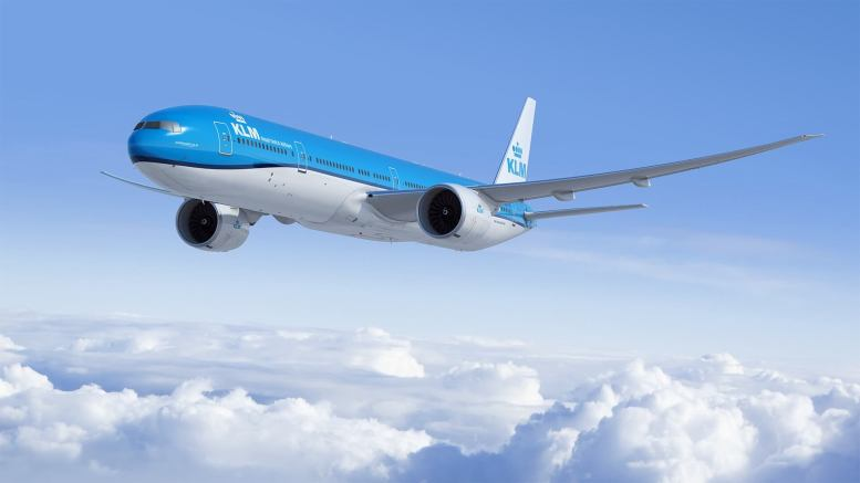 KLM Royal Dutch Airlines orders two Boeing 777-300ER jets 1