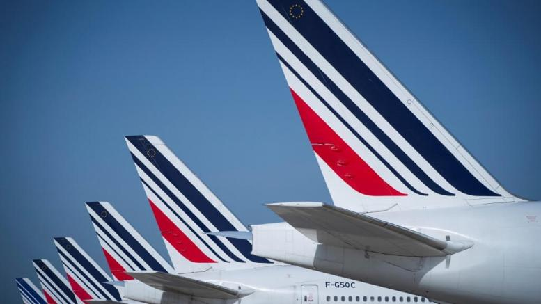 Air France flying back to Seychelles on October 31 1