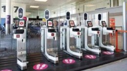 Now boarding at Gatwick Airport: Faces required 20
