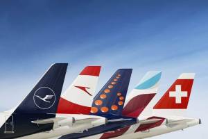 Lufthansa Group airlines: 14 million passengers in September 2019