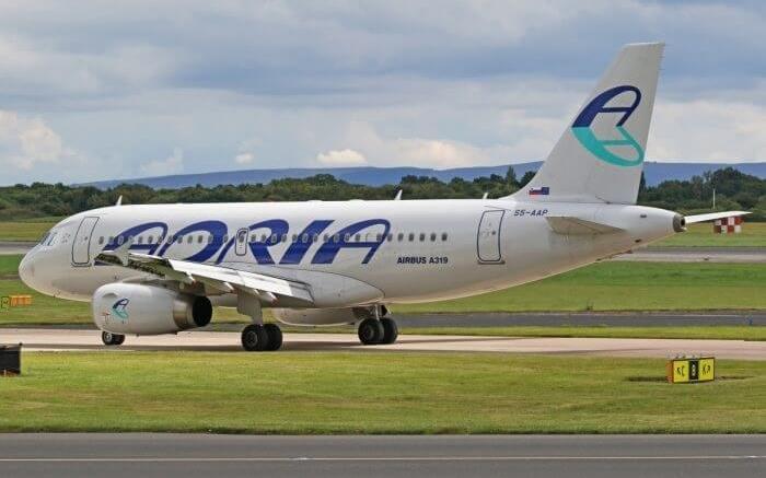 60% of Slovenia's international capacity evaporates with Adria Airways collapse 1