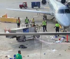 O'Hare Airport mayhem: Driverless catering cart goes on rampage on tarmac