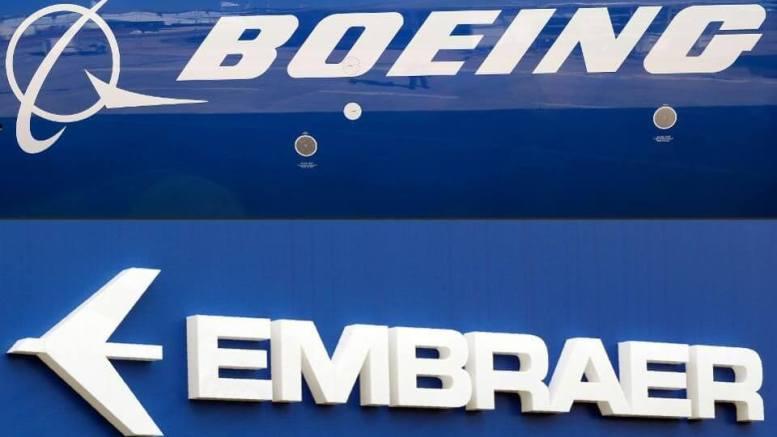 Boeing and Embraer establish strategic partnership 1