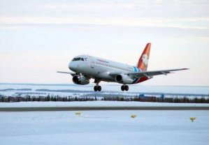 Another Russian ill-fated SSJ100 passenger jet makes emergency landing