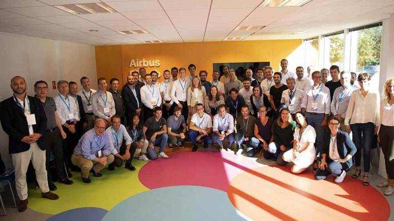 22 startups join Airbus accelerator program 1