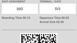 Aeroflot will no longer send boarding information via text messages 18
