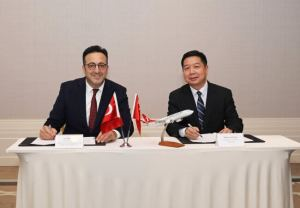 Turkish Airlines launches flight to Xi'an, China