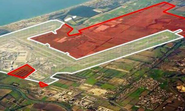 Expansion of Fiumicino Airport denied 1