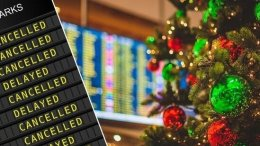 The worst days and routes to fly during Christmastime 22