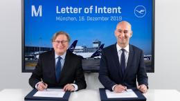 Lufthansa and Munich Airport shape sustainable future 15