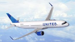 United Airlines purchase 50 new Airbus A321XLR jets 1