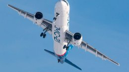 Russia to begin serial production of new MC-21 passenger jet in 2020 19