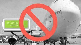 Airline industry steps up efforts against rogue lithium battery shipments 48