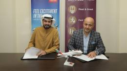 Queen Alia International Airport says Tikram to Emirates VIP passengers 50