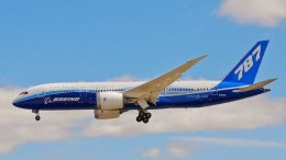 China Aircraft Leasing Group receives its first Boeing 787 Dreamliners 3