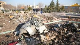 Five countries demand compensation from Iran for downed Ukrainian Boeing 14