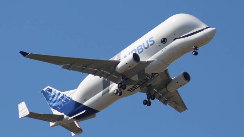 Airbus adds XL capacity to its fleet with BelugaXL 1
