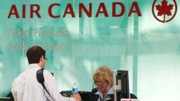 Customer service agents reach deal with Air Canada 27