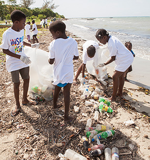 Sandals Resorts Foundation Flying High on the Environment 1