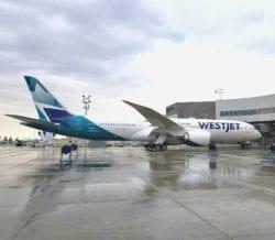 WestJet introduces its Boeing 787 Dreamliner to Vancouver 1