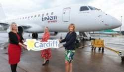 Belfast City Airport reconnects Northern Ireland and Wales with Cardiff service 2