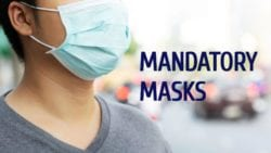 DOT refuses air travel mask mandate as President Trump travels to Walter Reed 5