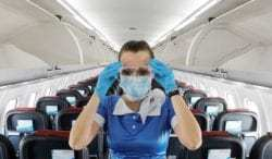 How high is the risk to catch Coronavirus on a plane? IATA's secret 8