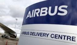 Airbus delivered 57 commercial aircraft in September 12