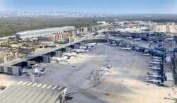 Passenger Levels Still Low at Frankfurt Airport 3