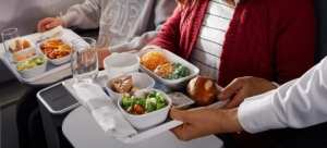 Lufthansa, SWISS and Austrian Airlines will be offering food and beverages in Economy Class in 2021