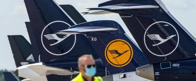 First Lufthansa flight with all passengers previously tested negative for COVID-19 takes off 1