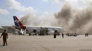 Dozens killed and wounded in Aden International Airport attack in Yemen