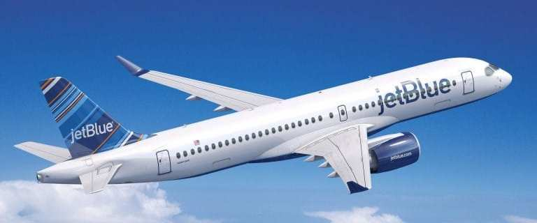 JetBlue rings in the New Year with new Airbus A220-300 jet 4