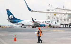 Aeromexico continues negotiations with Unions